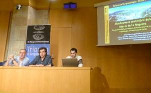 """Sessió del 2 de novembre de 2016 de la Tribuna d'Arqueologia """"El poblament prehistòric als Aspres de Noguera: perspectives de futur després de quinze anys de treballs arqueològics al Prepirineu de Lleida"""""""