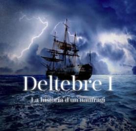 """Imatge de l'exposició itinerant: """"Deltebre I. La història d'un naufragi"""""""