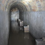 Foto 2: Galeria del refugi antiaeri de la Torre de la Sagrera, districte de Sant Andreu (Foto: Servei d'Arqueologia de Barcelona)