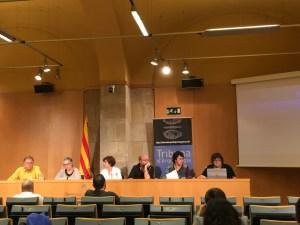 Sessió de la Tribuna d'Arqueologia del 25 d'ocubre de 2017.