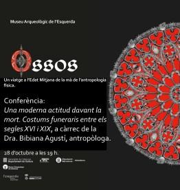 """Cartell de la conferència """""""