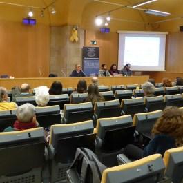 Sessió de la Tribuna d'Arqueologia 2017-2018 del dia 24.01.2018