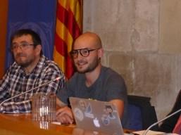 Sessió de la la Tribuna d'Arqueologia 2017-2018 del dia 7 de febrer de 2018.
