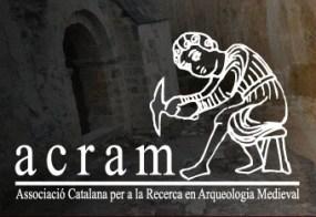 Logo de l'Associació Catalana per a la Recerca en Arqueologia Medieval-ACRAM