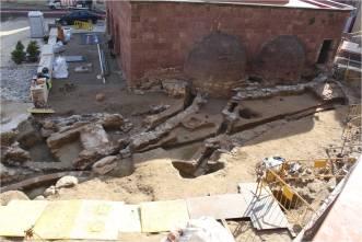 3. Àrea nord. Excavació de 2018. Fotografia: Pere Lluís Artigues