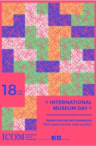 Cartell del Día Internacional dels Museus 2018
