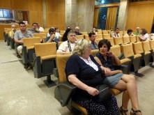 """Sessió de la Tribuna d'Arqueologia """"Darreres intervencions arqueològiques al teatre romà de Tarragona"""" del 20.06.2018"""