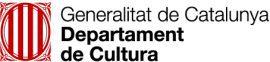 logo departament de cultura de la generalitat de catalunya