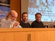 Sessió de la Tribuna d'Arqueologia del 9 de gener de 2018. Fotografia: Toni Caballé.