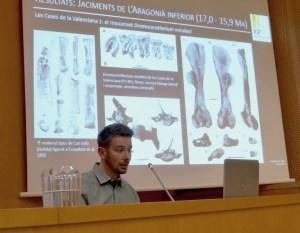 12. Sessió de la Tribuna d'Arqueologia del 30 de gener de 2019. Fotografia: Quim Folch