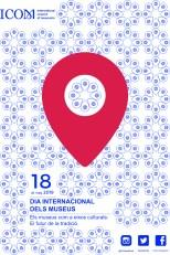 Cartell del Dia Internacional dels Museus (DIM) 2019