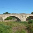 1. Vista del Pont Vell de Montblanc. Fotografia: Josep Maria Vila