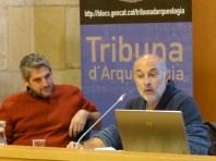 Sessió Tribuna d'Arqueologia 30.11.2016
