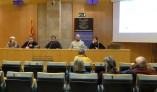 Sessió de la Tribuna d'Arqueologia 2016-2017. Vista general de la sessió
