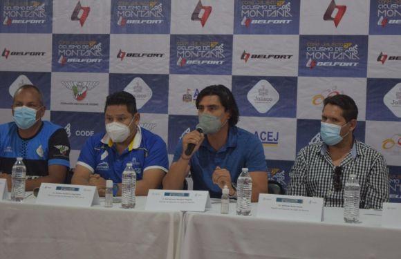Lagos de Moreno será sede de la 5ta Etapa de la Copa Jalisco de Ciclismo de Montaña