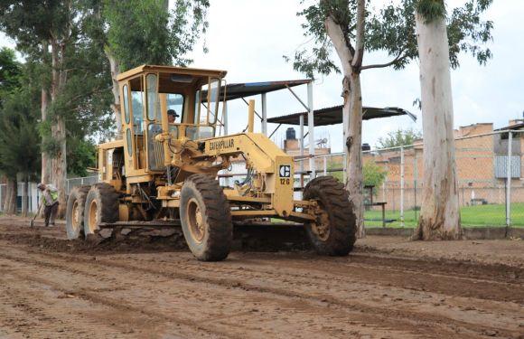 Arranca nuevo proyecto para renovación de la Unidad Deportiva La Lagunita