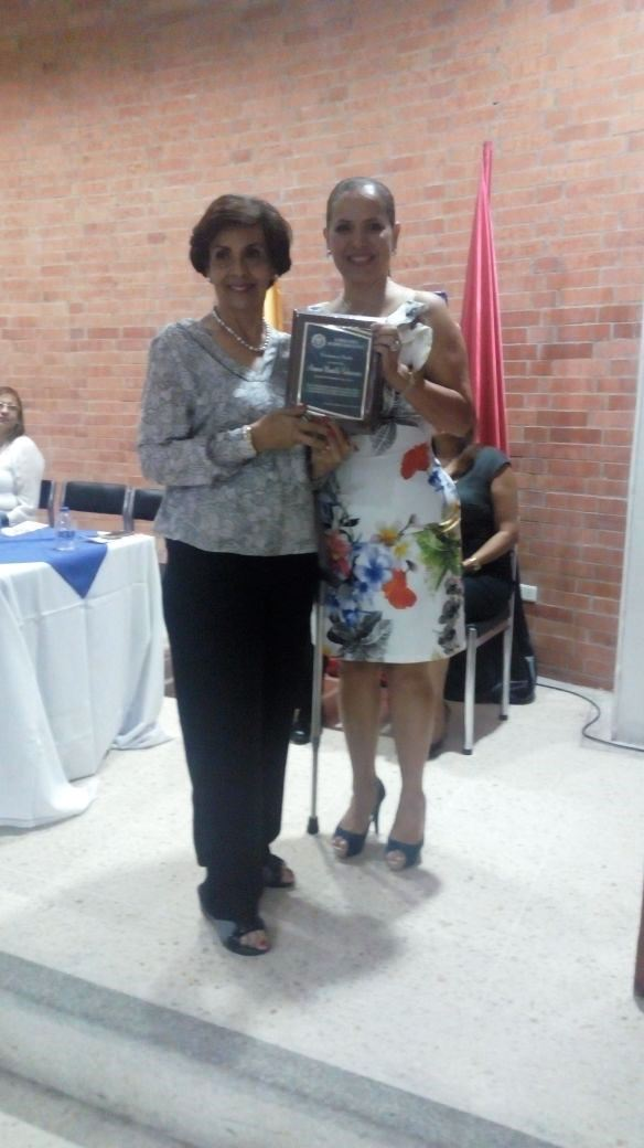 Dra. Amparo Mantilla Colmenares