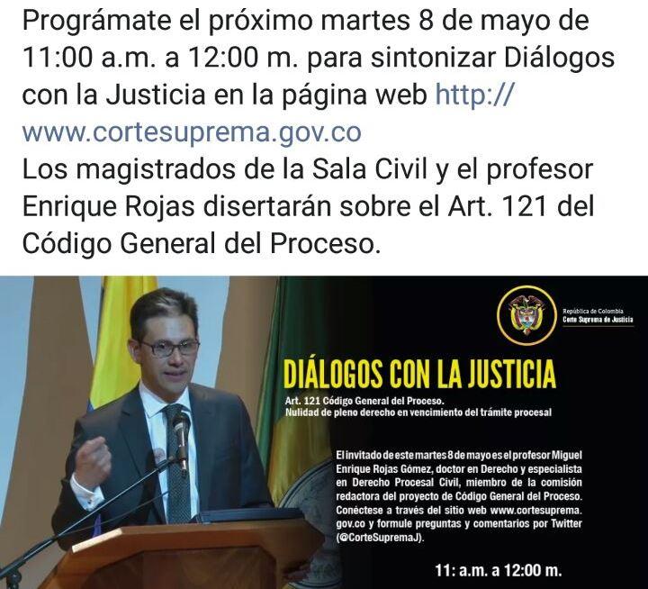 Diálogos CSJ