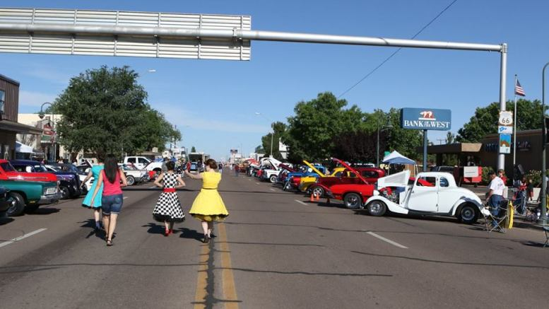 Route Festival Gunslinger Car Show Is This Weekend The Tribune - Rt 66 car show