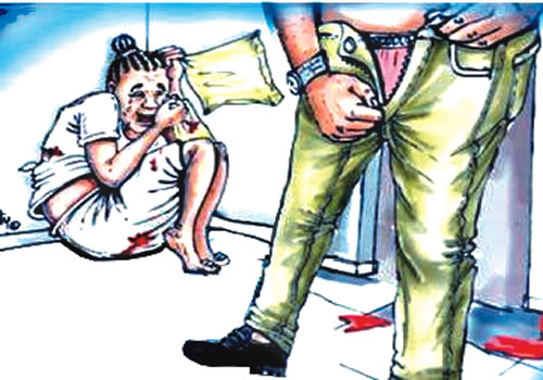 My husband rapes me in presence of our children, woman tells court