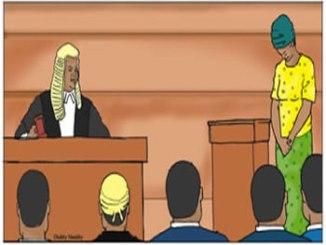 couple-woman-court