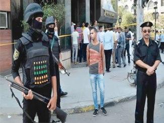 egypt-security
