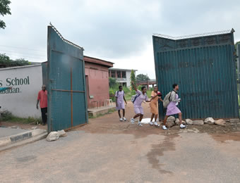 St Annes School, Molete, Ibadan.