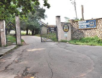 Ibadan Grammar School, Senior and Junior, Molete, Ibadan.