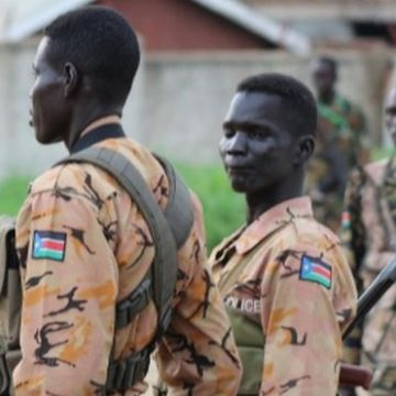 Sudan troops have been ordered to return to the barracks. PHOTO: REUTERS