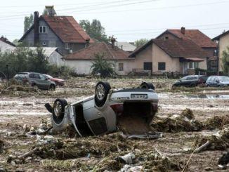 Macedonia flood