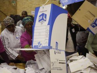 SA election
