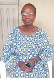 Mrs Abeni Lawal