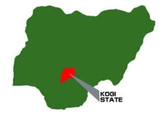 kogi-state-map