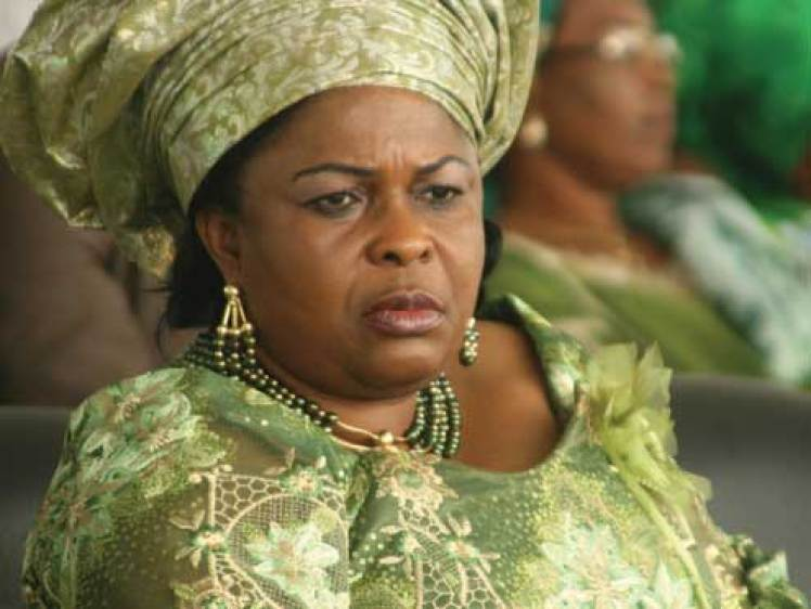 PATIENCE JONATHAN BREAKS SILENCE – I WILL TELL THE TRUTH ON HOW I ACQUIRED 15 MILLION DOLLARS