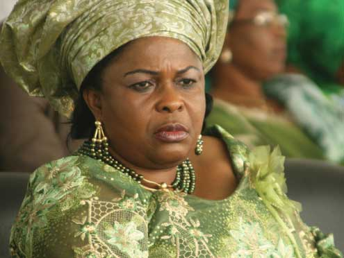 Youths storm EFCC office, warn commission to stop harassing Patience Jonathan