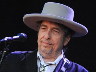 Bob Dylan.  No songwriter has won the Nobel Prize for Literature before. PHOTO: AFP