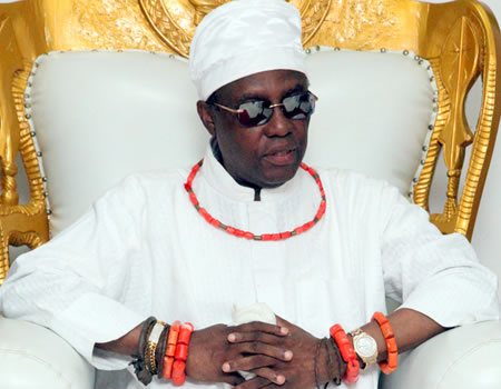 Oba of Benin suspends Isekhurhe of Benin