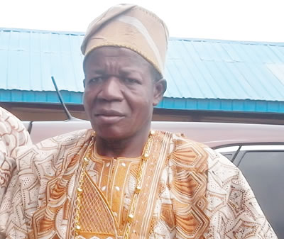 Why I fled when I was selected to be monarch —Elerin