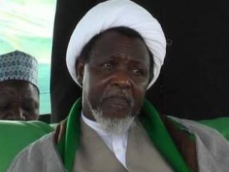 Ibrahim El-Zakzaky, leader of Shiite Muslims in Nigeria.