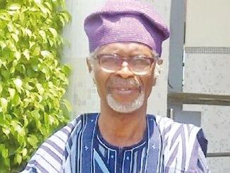 Professor Alaba Ogunsanwo