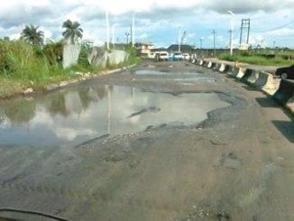 Death traps at NPA bypass, Warri
