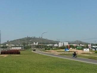 OAU campus