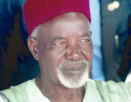 Balarabe Musa causes stir in Akure High Court over LG suit