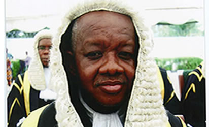 Justice Ademola : Judge resumes sitting after NJC recall