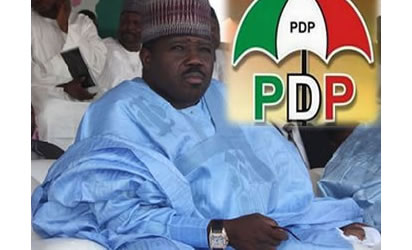 I don't want to be PDP chairman, Sheriff says
