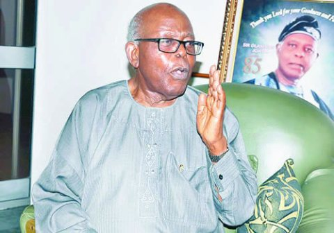 Olaniwun Ajayi, 48 hours before death, predicts how Buhari's