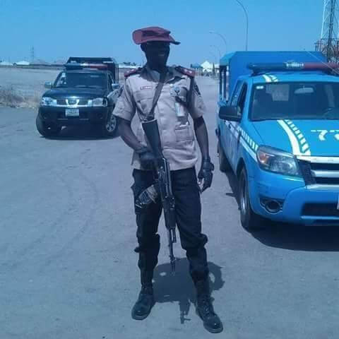 FRSC now to bear firearms – Oyeyemi