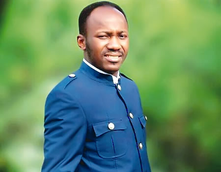 SSS did no wrong inviting me for questioning - Apostle Suleman