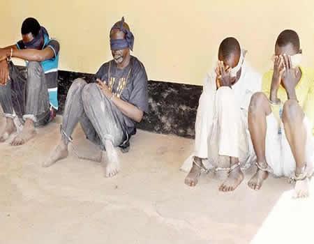 Image result for Court remands seven Boko Haram leaders in Kuje prison