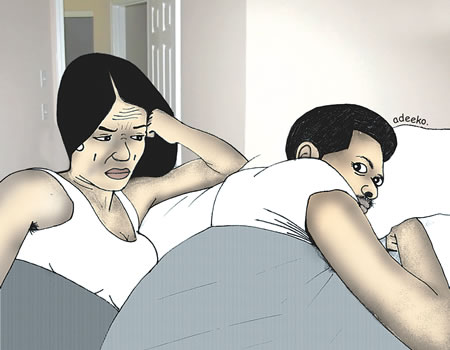 My husband is not a man, his manhood is lifeless —Wife